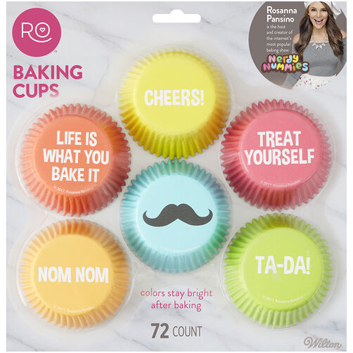 Ro ColorCups Baking Cups, 72 CT