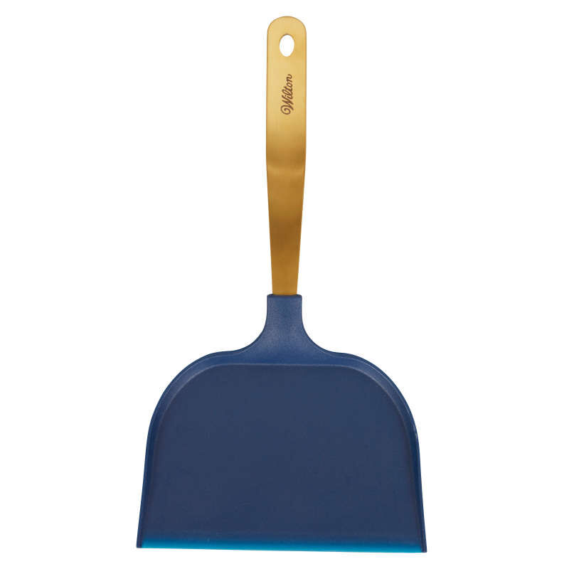 Navy and Gold Really Big Spatula image number 0