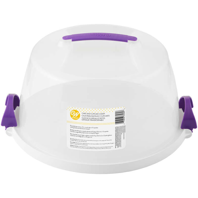 Round Cake Carrier image number 1