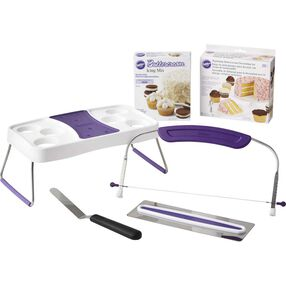 Make Your Cake Beautiful Icing Starter Set