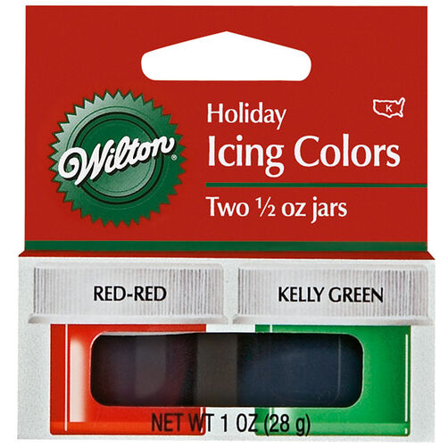 Holiday Icing Colors Set