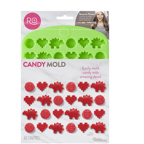 Ro Silicone Nerdy Nummies Mold