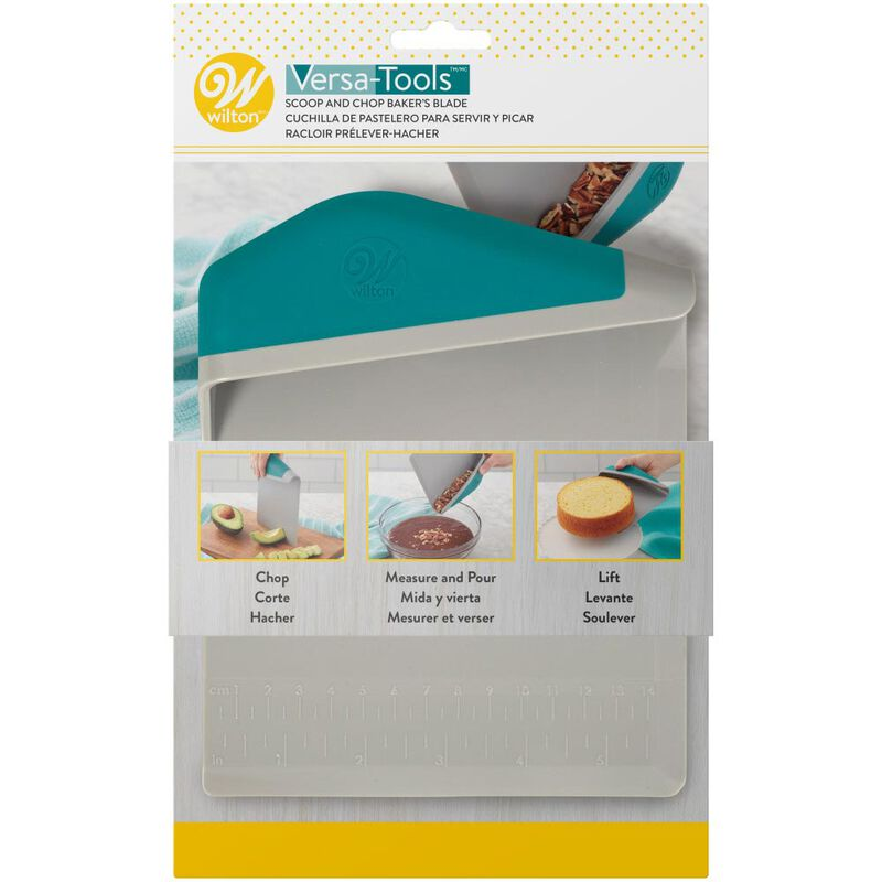 Versa-Tools Scoop and Chop Baker's Blade image number 1