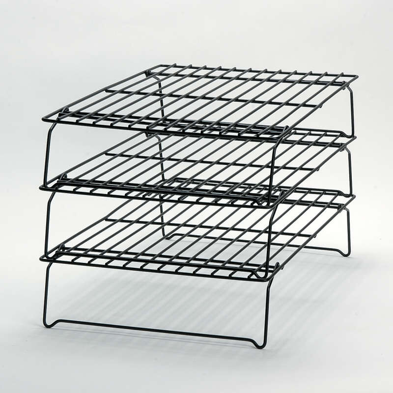 Excelle Elite 3-Tier Cooling Rack for Cookies, Cakes and More image number 2