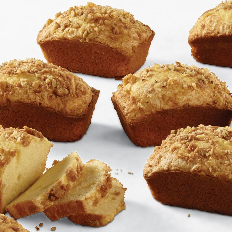 Recipe Right Non-Stick Mini Loaf Pan Set, 3-Piece image number 4