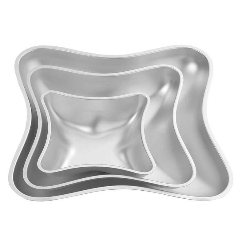 Performance Pans Pillow Cake Pan Set, 4-Piece image number 0