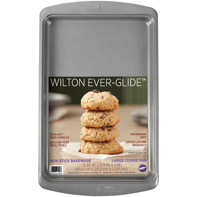 Ever-Glide Non-Stick Large Cookie Pan, 17.25 x 11.5-Inch image number 1