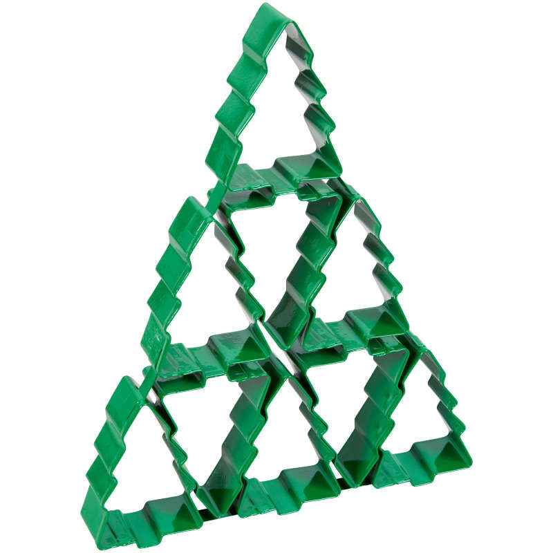 Christmas Tree Multi Cookie Cutter image number 1