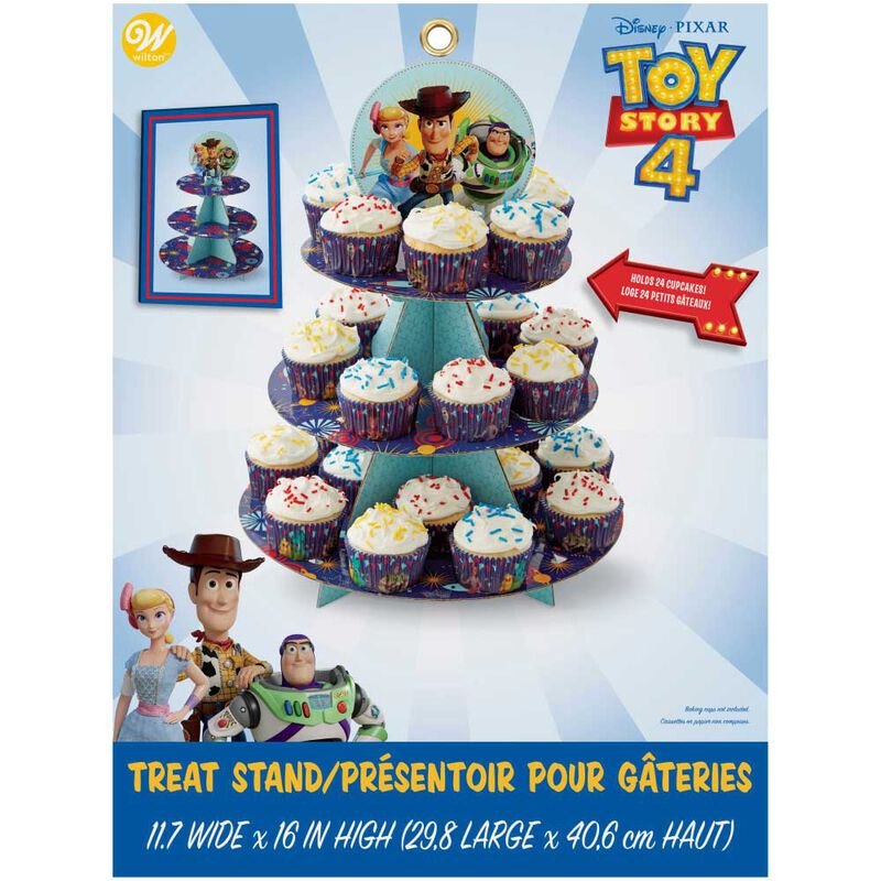 Disney Pixar Toy Story 4 Treat Stand image number 1