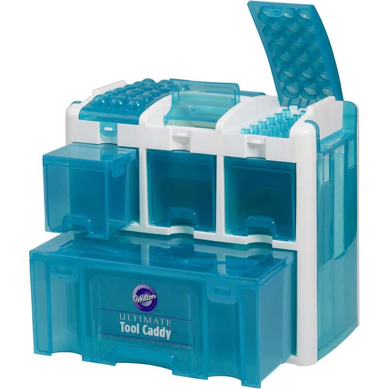 Ultimate Tool Caddy in Aqua image number 1