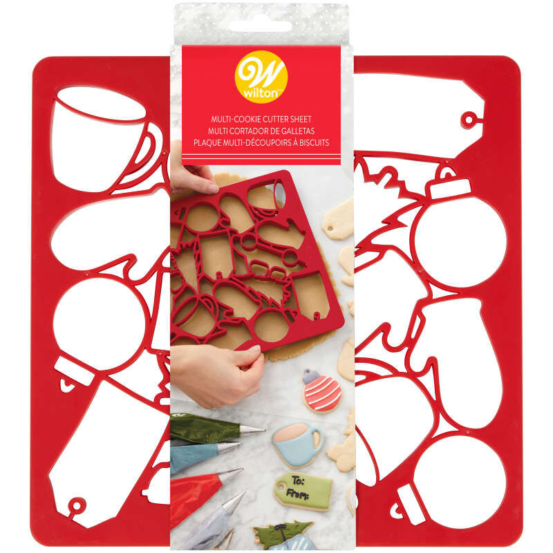 Multi-Cookie Cutter Sheet image number 2