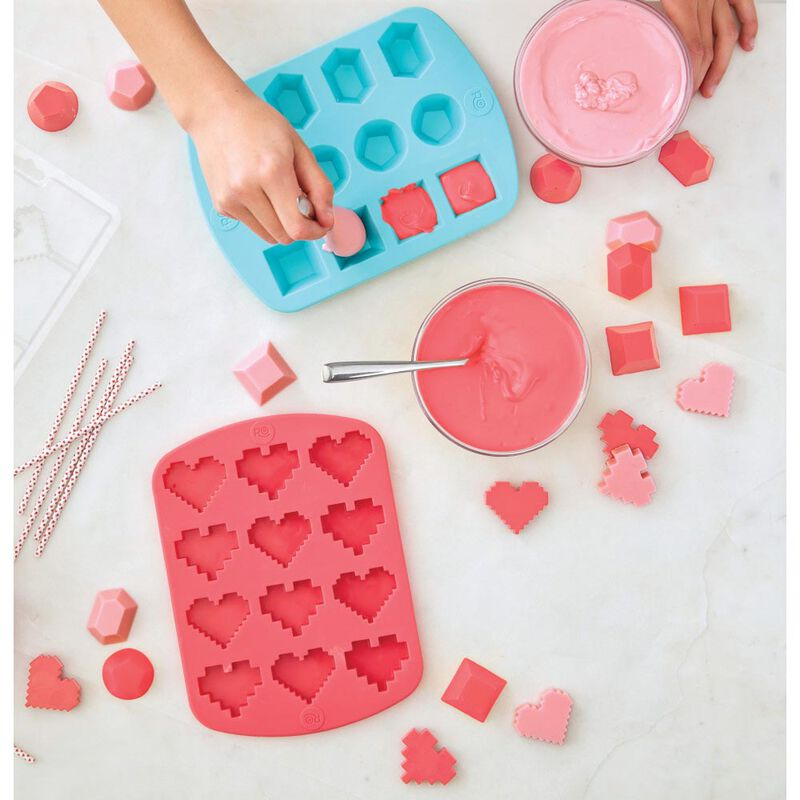 ROSANNA PANSINO by Candy Making Activity Kit - Silicone Candy Molds Set image number 4