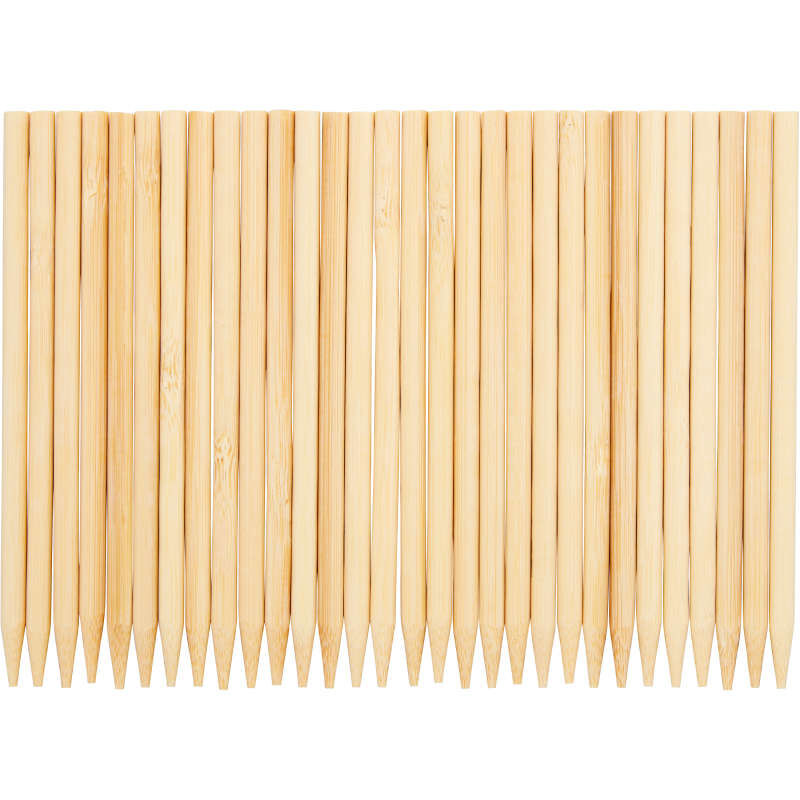 5-Inch Bamboo Lollipop Sticks, 30-Count image number 1