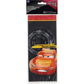 Cars 3 Treat Bags