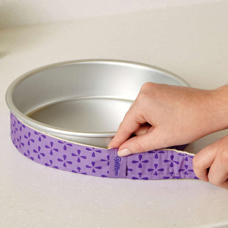 Bake Even Cake Strips for Cake Pans, 2-Piece image number 8