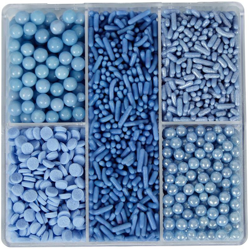 Blue Sprinkles Tackle Box image number 0