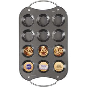 Verona Non-Stick 12-Cavity Muffin Pan