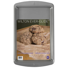 Ever-Glide Non-Stick Cookie Sheet, 15.25 x 10.25-Inch