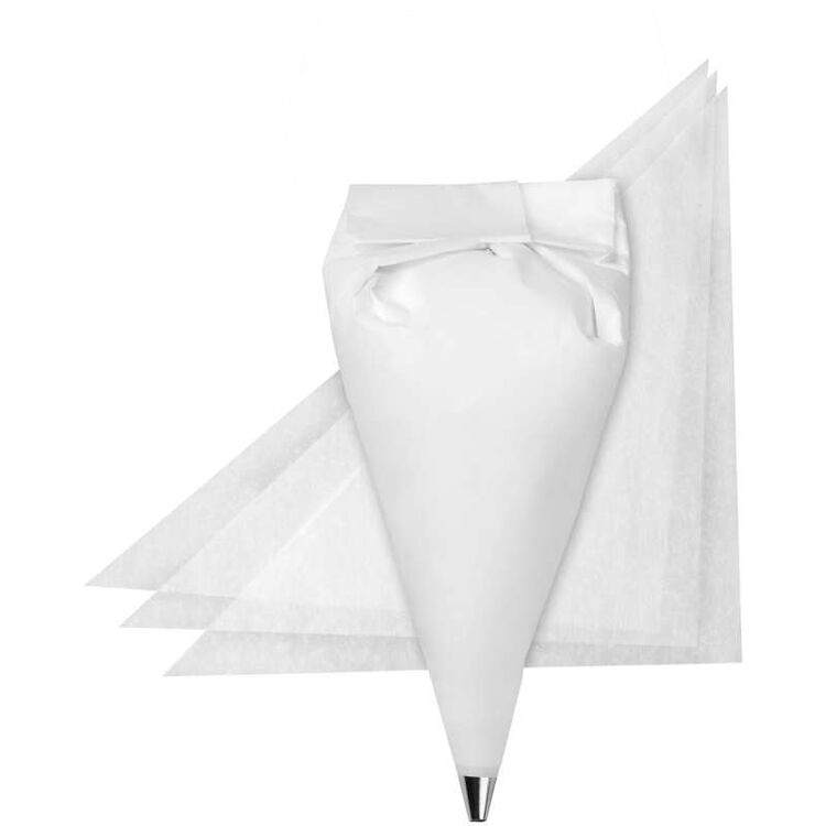 15-Inch Parchment Triangles, 100-Count