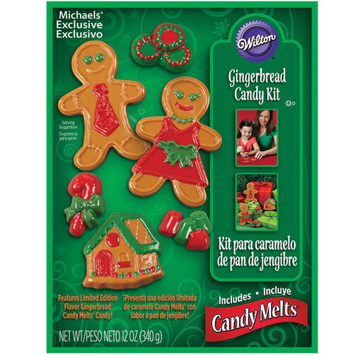 Gingerbread Candy Kit