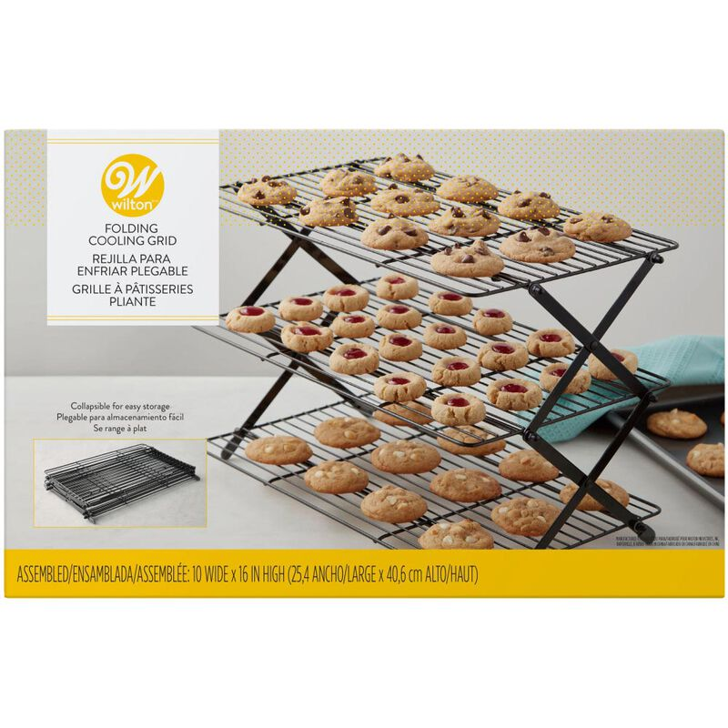 3-Tier Collapsible Cooling Rack image number 1