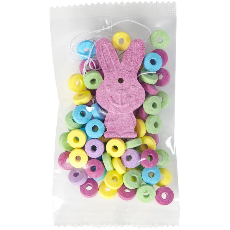 Easter Bunny Candy Necklace Kit image number 0