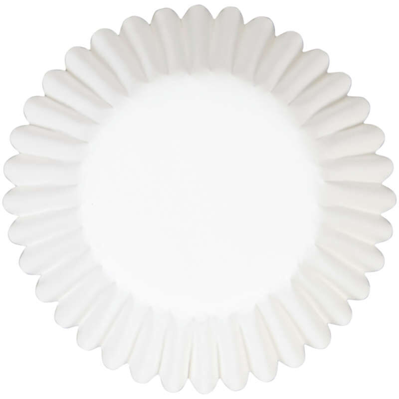 White Mini Cupcake Liners, 350-Count image number 2