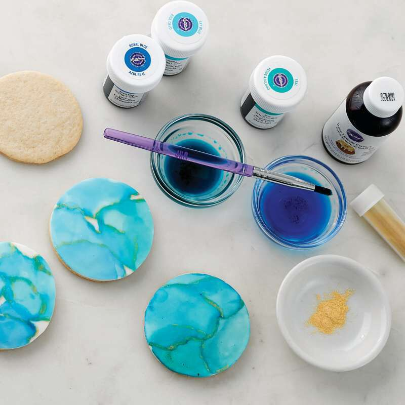 How to Decorate with Fondant Shapes and Cut-Outs Kit, 14-Piece image number 5