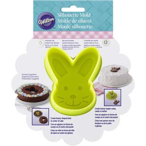 Bunny Head Mold