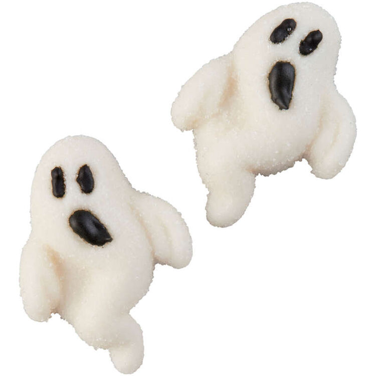 Ghost Gummy Decorations, 8-Count