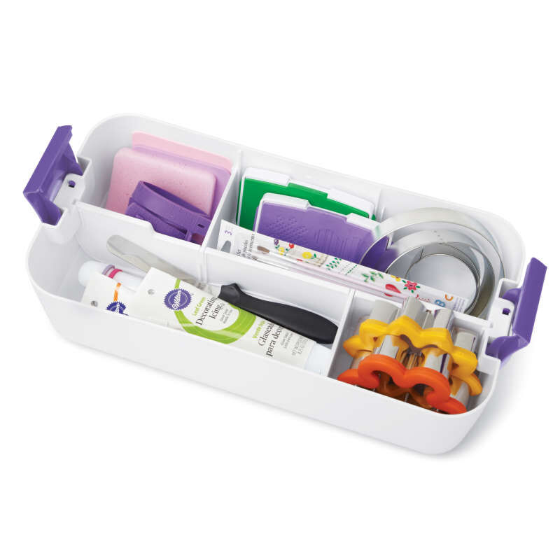 Decorator Preferred Cake Decorating Tool Caddy image number 5