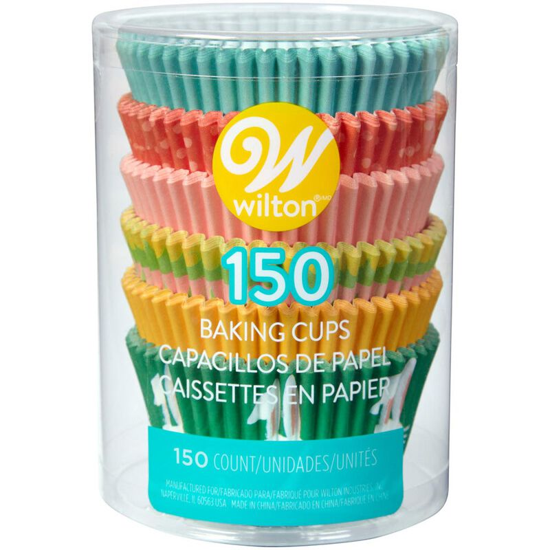 Easter Cupcake Cases, 150-Count image number 1
