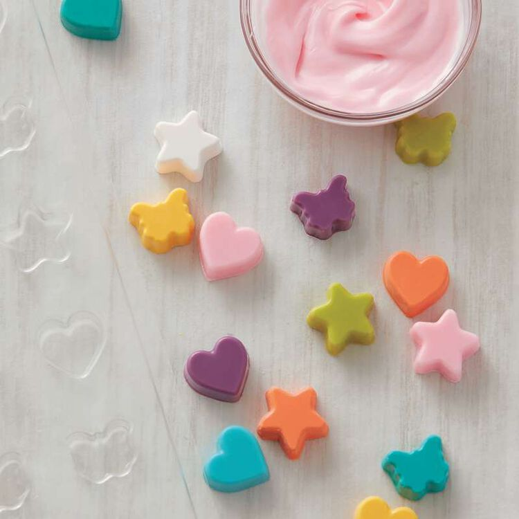 Candy Decorating Oil-Based Food Coloring Primary Colors Set, 1 oz.