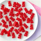 Rosanna Pansino by Silicone Gummy Bear Candy Mold, 2-Piece