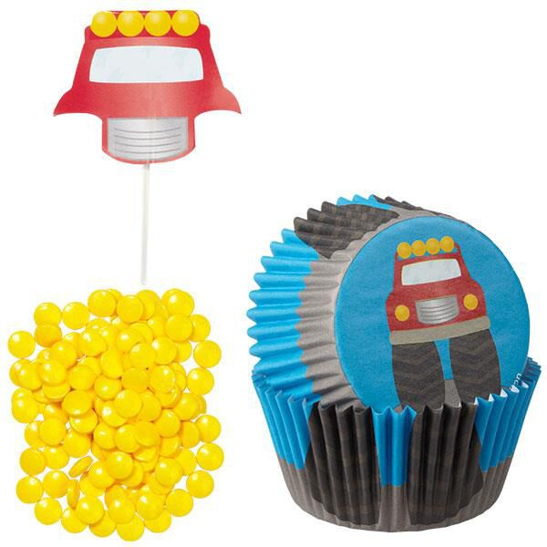 Truck Cupcake Decorating Kit 4152195 Wilton