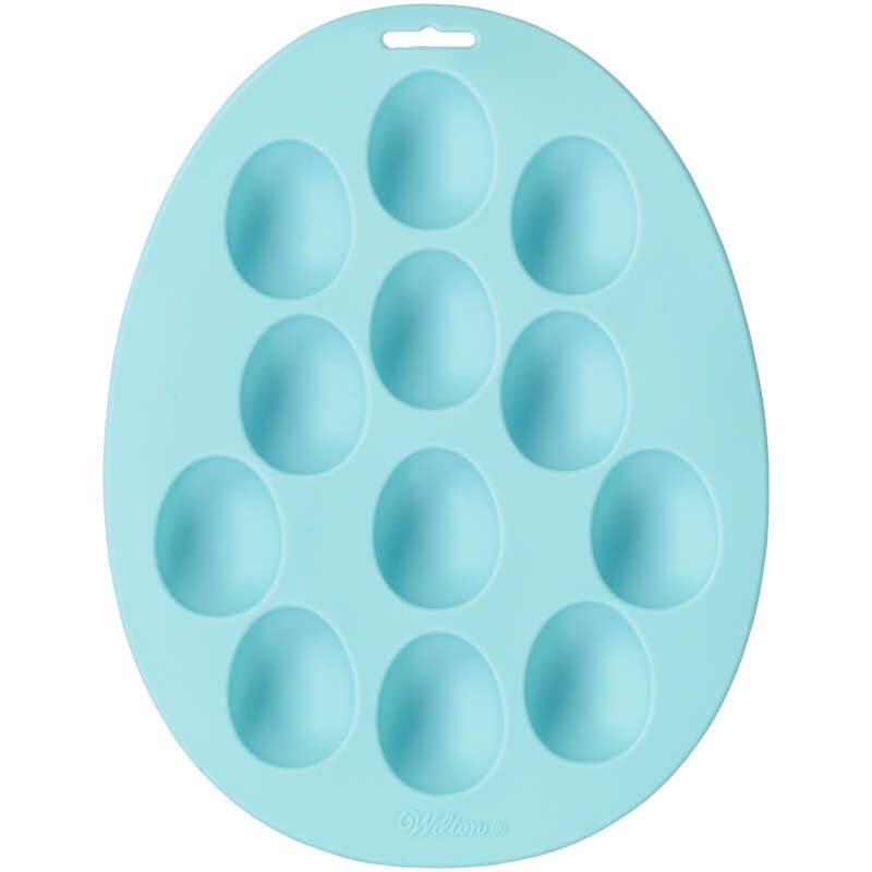 Silicone Easter Egg Mold image number 0