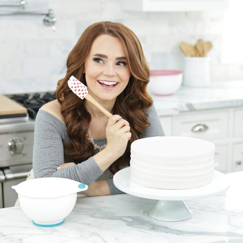 ROSANNA PANSINO by Mixing Bowl with Lids Set, 6-Piece image number 5