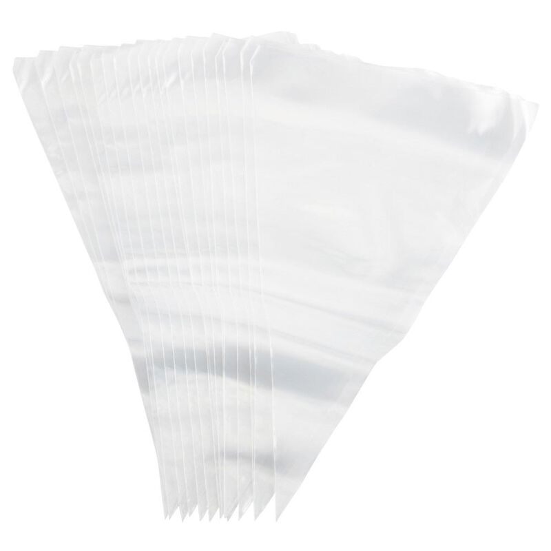 12-Inch Disposable Decorating Bags, 24-Count - 12-Inch Disposable Piping Bags image number 0