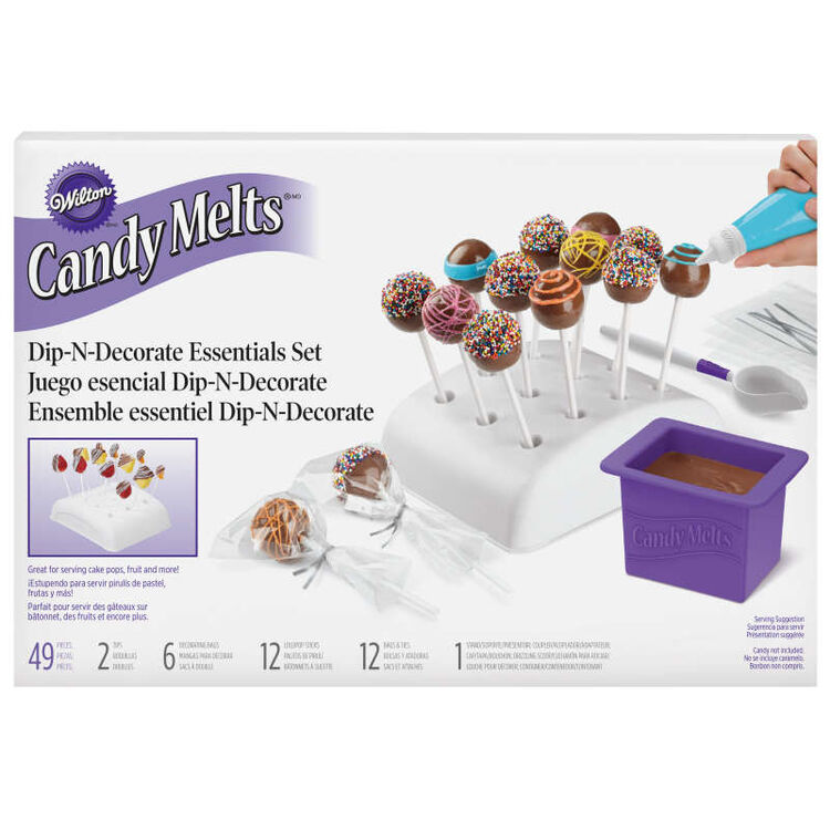 Cake Pop Making Set in Packaging