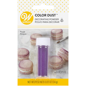 Purple Color Dust, 0.05 oz.