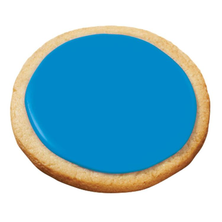 Blue Cookie Icing, 9 oz.