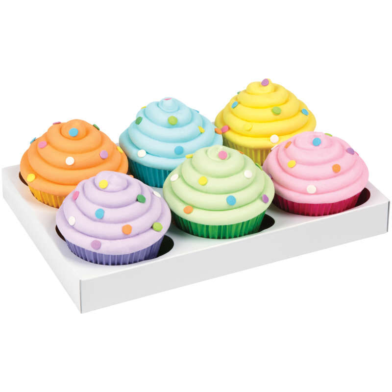 Colorful Cupcakes image number 4