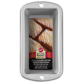 Recipe Right 5x3 Loaf Pan