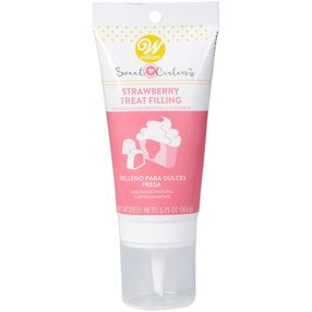 Sweet Centers Strawberry Cream Treat Filling, 5.75 oz.