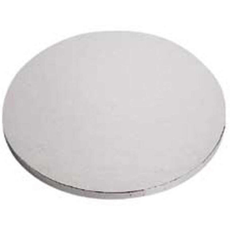 14-Inch Round Silver Cake Circles, 2-Count - Cake Bases