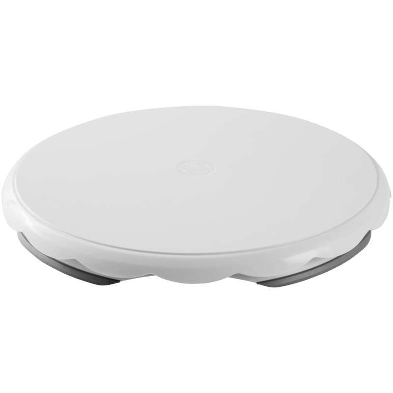 Rotating Cake Decorating Turntable, 12 in. image number 2