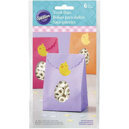 Easter Egg Treat Bags