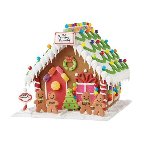 Christmas Gingerbread Candy Decorations