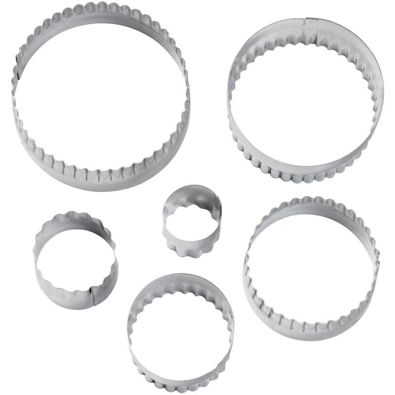 Double-Sided Round Cut-Outs Set, 6-Piece image number 2