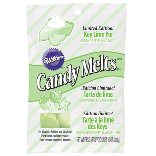 Limited Edition Key Lime Pie Candy Melts® Candy